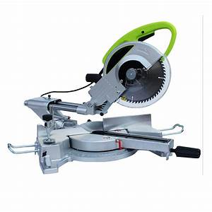 Electric 255mm gear type tools aluminium woodworking saw