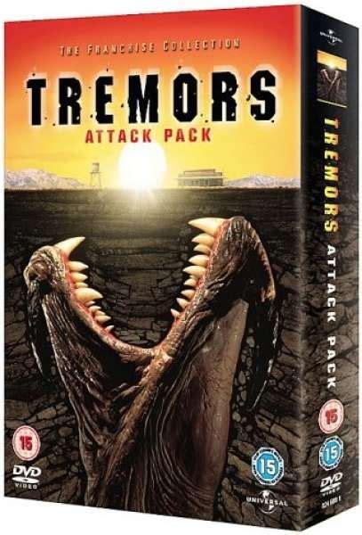tremors attack pack   dvd zavvi uk