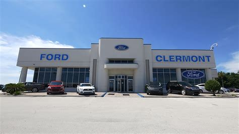 About Ford Of Clermont A Clermont Fl Dealership