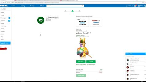 robux  roblox   working