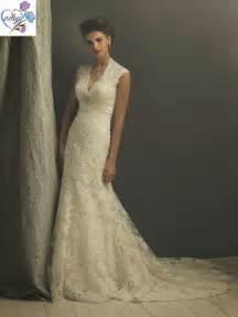 china cap sleeve lace wedding dress wd015 china lace