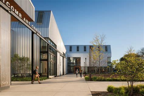 knox college whitcomb art center lake flato
