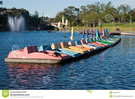 Paddle Boats River Torrens Prices by Adelaide River Torrens Stock Photo Image 14901070