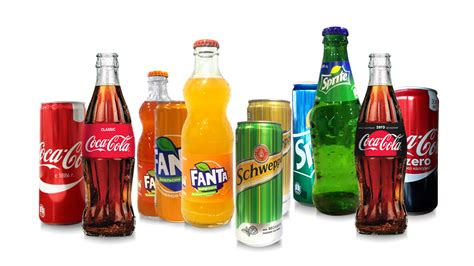 We Produce, Distribute And Sell Coca‑cola