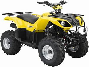 Ata 110-b 110cc Chinese Atv Owners Manual