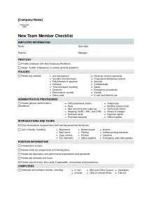 Housekeeping Resume Templates Employee Check List