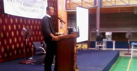 pertubuhan alumni debat malaysia adam ceramah motivasi halatuju remaja  ikm kl