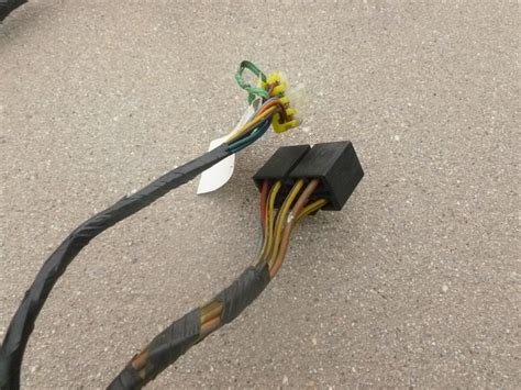 1998 Ford Expedition Wiring Harnes by 1998 Ford Expedition Xlt Door Wiring Harness Front Left