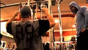 Fouad Abiad  Frank Mcgrath And Heavy D Crank Out A Back Workout