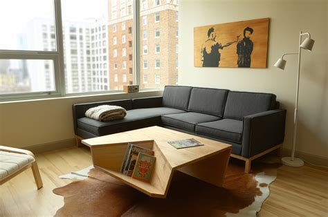 Crashed Into A Coffee Table by Interior Architecture Nook Coffee Table By David Pickett