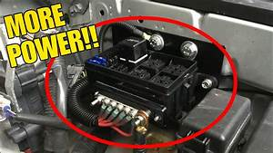 Auxiliary Fuse Box Install On The Fj Cruiser