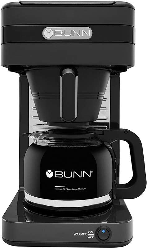 Best grind and brew coffee maker reviews 2021. BUNN CSB2G Speed Brew Elite Coffee Maker Gray - Walmart.com - Walmart.com