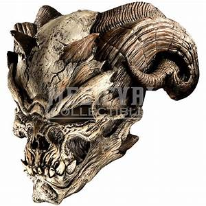 Cave Demon Skull Mask - RC-68264 by Medieval Collectibles