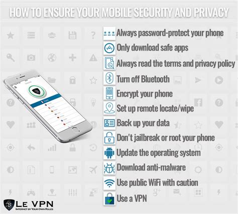 mobile device security how to overcome security challenges on mobile devices