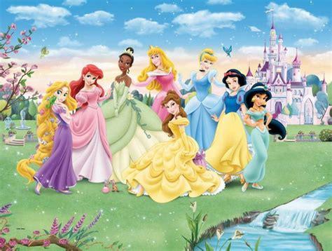 wallpaper murals for beautiful disney princess wall mural wallpaper mural