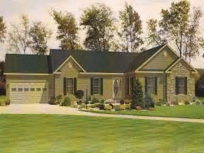 southern ranch style house plans southern front porch - Southern Style House Plans With Porches