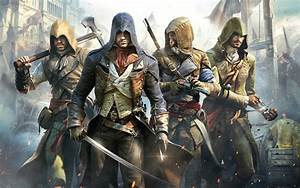 Assassin's Creed: Unity Full HD Wallpaper and Background ...