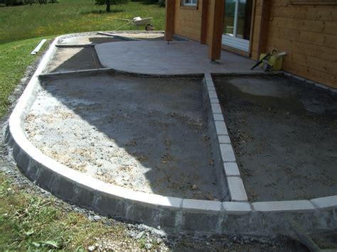 terrasse beton joint de dilatation nos conseils