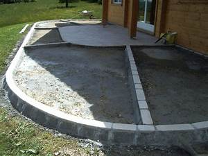 terrasse beton joint nos conseils With joint pour terrasse exterieure