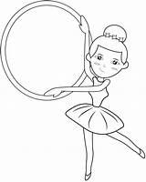 Coloring Ballerina Pages Belly Dance Ballet Dancer Getcolorings Diva sketch template