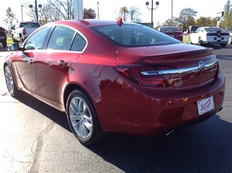 Buick Regal Fuel Economy by Used 2014 Buick Regal Turbo Sedan Elkhart It Delivers An
