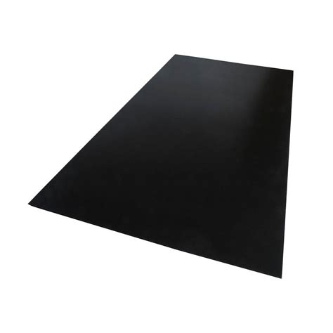 Plaskolite 18 In X 24 In Corrugated Plastic Sheet