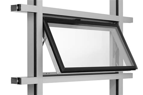 aluminum frame window cad details gallo