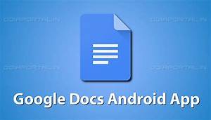 Download Apk  Google Docs 1 6 App For Android Free