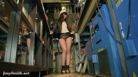 Jeny Smith Naked Barmaid On Duty Alpha Porno