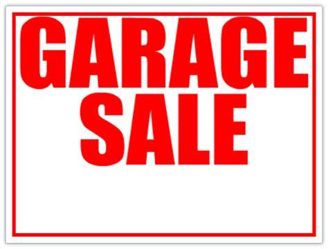 garage sale signs   clip art  clip