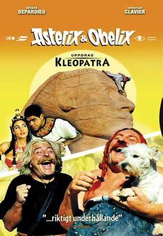 asterix och obelix uppdrag cleopatra svensk text