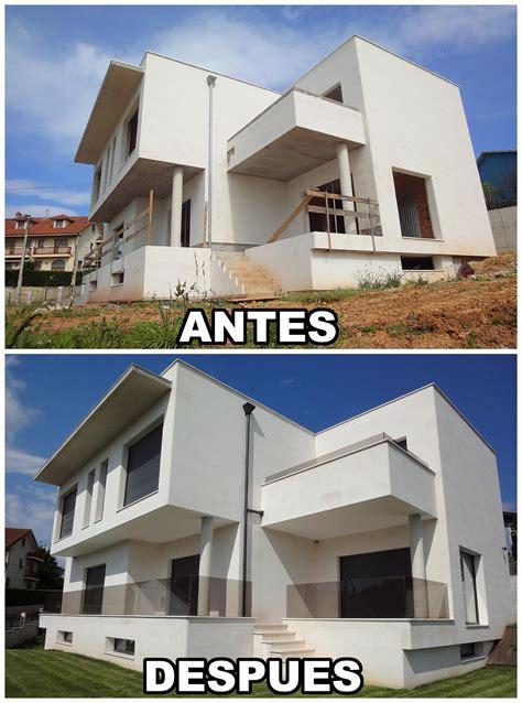 Construcción Casa Moderna En Santander (cantabria) A