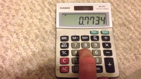 How To Say Hello On A Calculator! Youtube