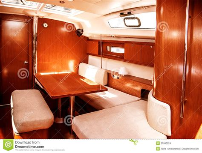 int 233 rieur de luxe de bateau images stock image 27580524
