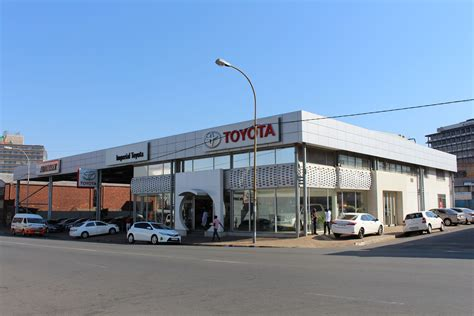 City Toyota by Imperial Toyota City