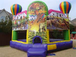 Water Bounce House Rentals Dallas