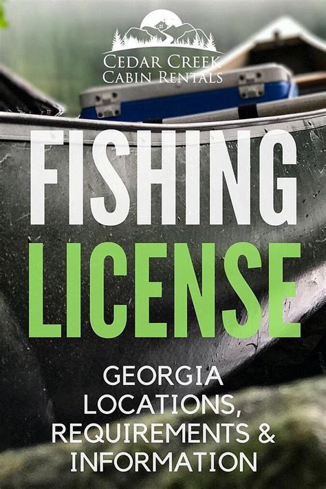 fishing georgia license helen locations topics north
