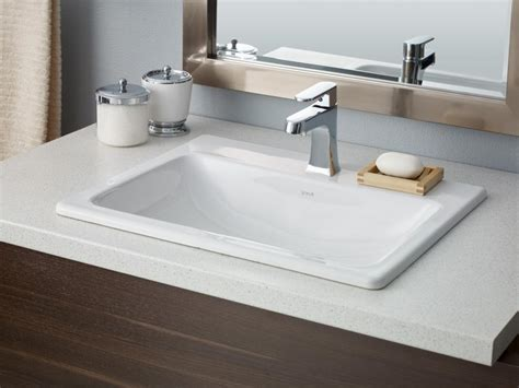 Drop In Sink Bathroom manhattan drop in sink cheviot products