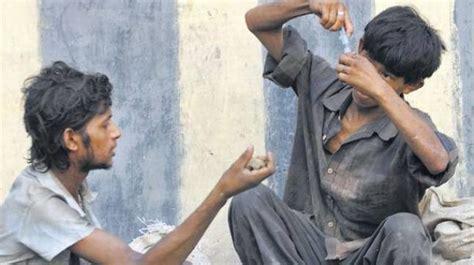 aiims study     delhi street kids  drugs