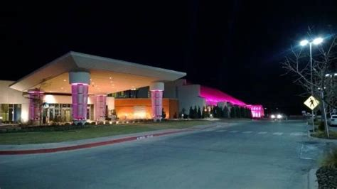 Went For The 1st Show At The New Event Center!  Review Of