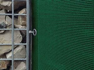 Sichtschutz ca 80 sichtschutznetz mit osen als for Französischer balkon mit sichtschutzfolie für gartenzaun