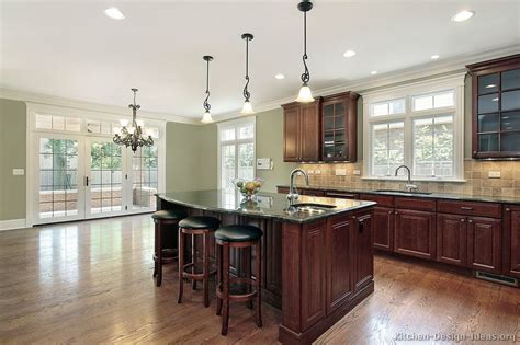 what color floor with dark cabinets what color countertops with dark wood floors and cabinets
