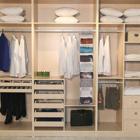 Hanging Closet Organizer, Maidmax 8shelf Nonwoven