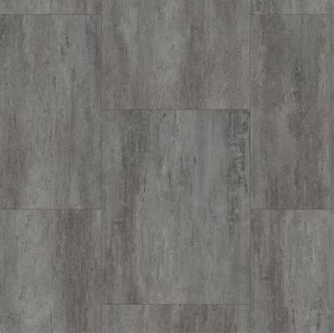 "Luxury Vinyl COREtec Plus Weatherd Concrete 8mm x 18"" x 24"