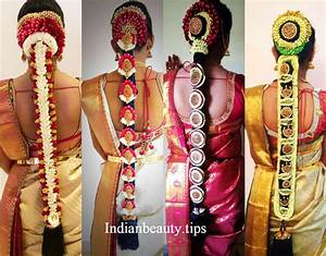 20 Gorgeous South Indian Wedding Hairstyles - Indian