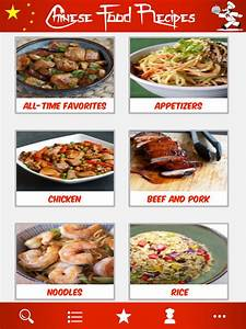 Best Chinese Food Recipes Free iOS Store Store Top Apps