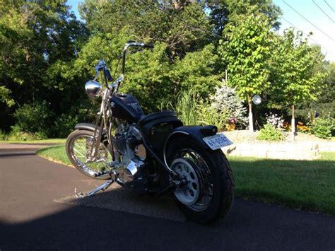 Buy Custom Chopper -- Paughco/harley Davidson On 2040-motos