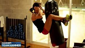 Heavy Bag Workouts For Abs | Sport Fatare