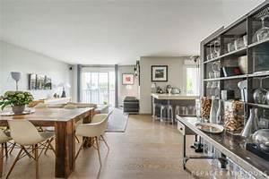Espace Atypique Lyon : la mulati re appartement de standing vue sa ne agence ~ Carolinahurricanesstore.com Idées de Décoration