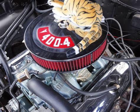 legendary pontiac ram air  cubic  engines